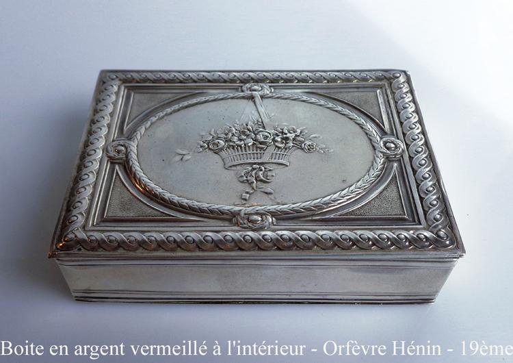 ARGENTERIE DE COLLECTION - ANCIEN REGIME JURANDES - EMPIRE 1er ET ... 3bc435a83bb